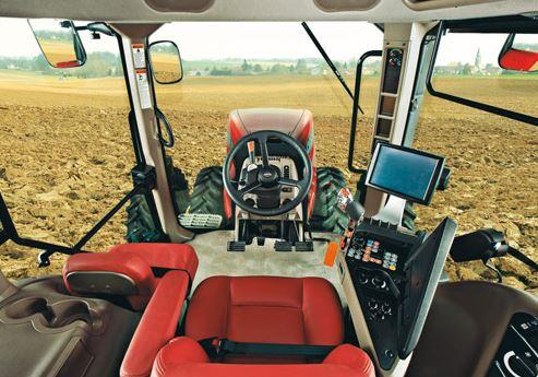 Трактор Кейс Магнум 340 - traktoramira.ru