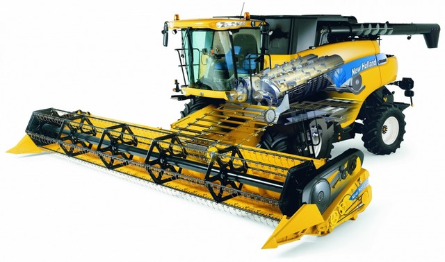 Комбайн New Holland CR 9080
