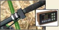 Датчики забивания семяпроводов John Deere 455