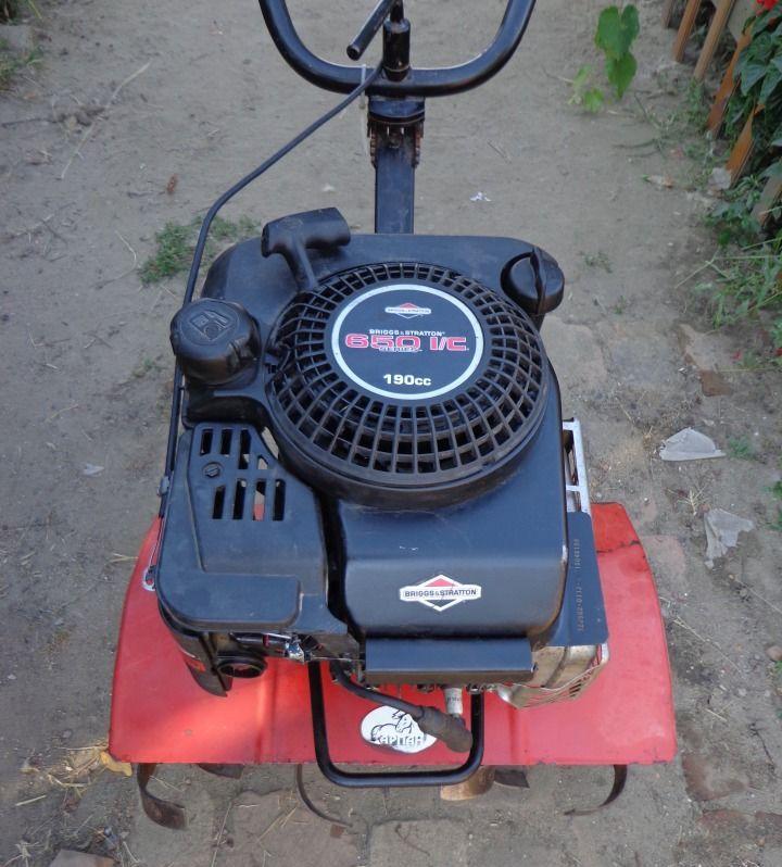 Мотокультиватор Тарпан-03: вид сверху