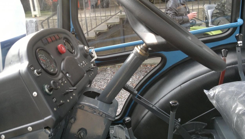 Приборная панель трактора ХТЗ-3512