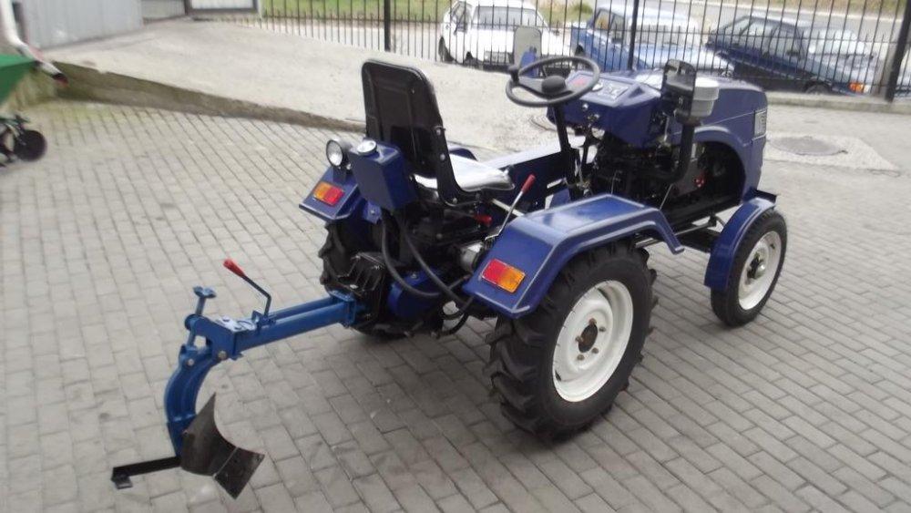 Минитрактор Булат-120