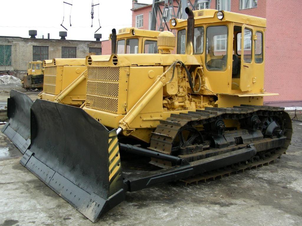 Вншний вид трактора Т-170