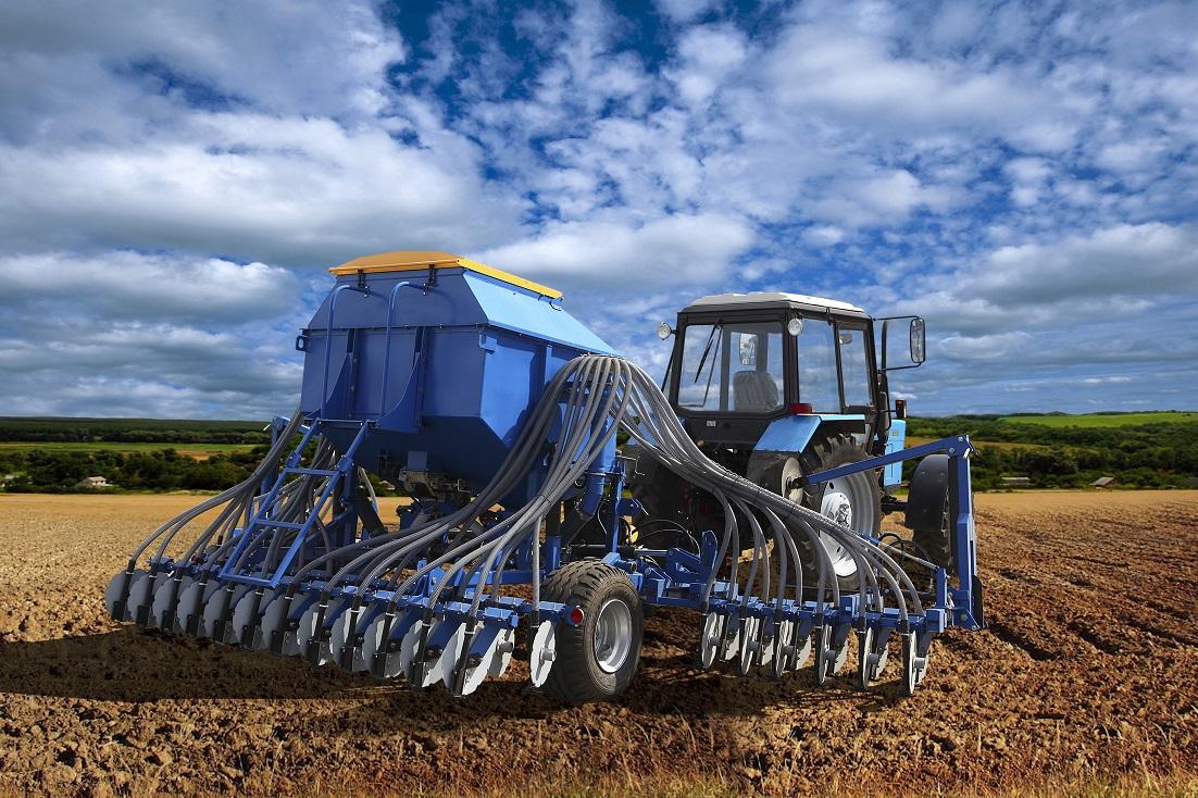 машины для посева и посадки сельскохозяйственных культур собой закроют только