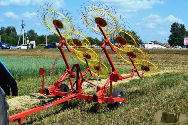 Трактор МТЗ-80 и сеялка зернотуковая ASTRA 6 - YouTube