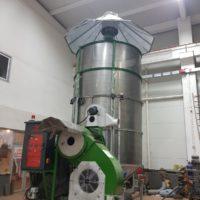 Мобильная  зерносушилка ТКМ 18 OZSU