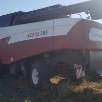 Зерноуборочный комбайн acros-585 2015г.