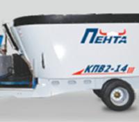 Компактный кормораздатчик ПЕНТА КПВ2-14