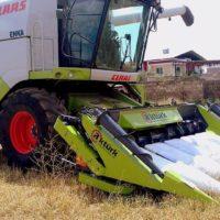 Жатки Akturk Makina для уборки кукурузы.