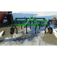 Культиватор пружинный сплошной обработки 1,8 м навесной (Польша)