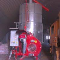 Мобильная зерносушилка Fratelli Pedrotti Super 120