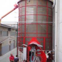 Мобильная зерносушилка Fratelli Pedrotti XL 550