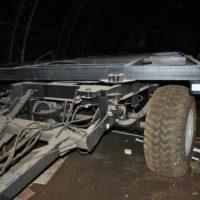 Прицеп-шасси тракторный