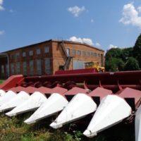 Жатка для уборки кукурузы Аргус ппк 870