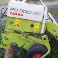 Подборщик валков CLAAS PU 300HD