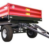 прицеп тракторный грузовой Бизон 2ПТС-5