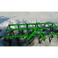 Культиватор пружинный сплошной обработки 2,5 м навесной (Польша)