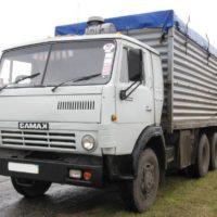 Перевозка зерна зерновозами.  ГК «ПолюсТрансАвто» осуществляет перевозку зерновых на заводы, на скла