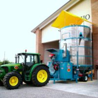 Зерносушилка мобильная ESMA (Италия)