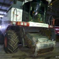 Зерноуборочный комбайн Торум