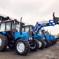 Новые балочные тракторы Беларус-892.2 в наличии