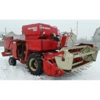 Комбайн зерноуборочный Sampo Rosenlew 360 б/у /Финляндия/