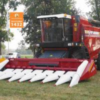 Жатка CornMaster - 8 для уборки кукурузы