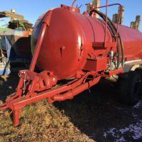 Машина МЖТ-11М для внесения жидких органических удобрений