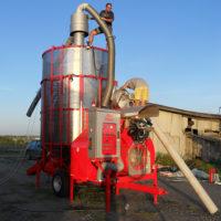 Мобильная зерносушилка ТКМ 15  OZSU